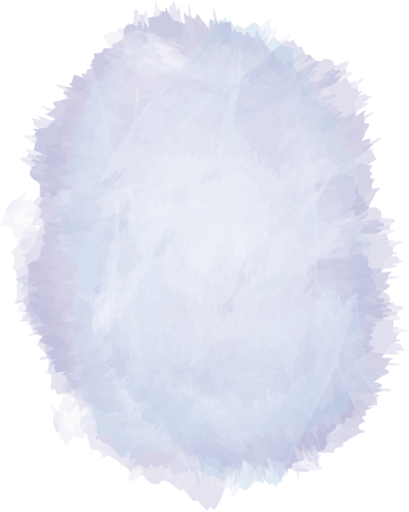 purple watercolor brush
