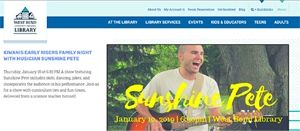 West Bend Community Memorial Library Puts New Website Live image